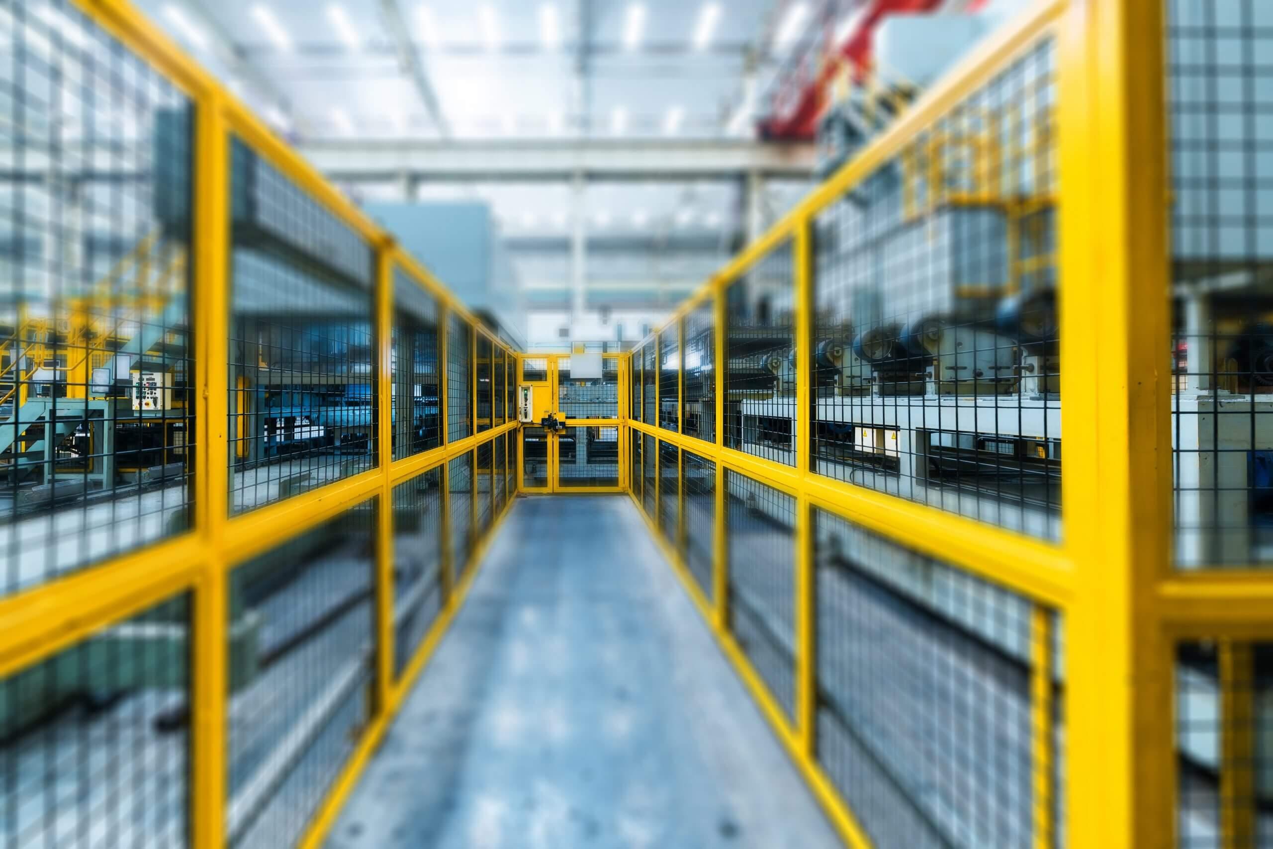 Maschinensicherheit Helmer Net